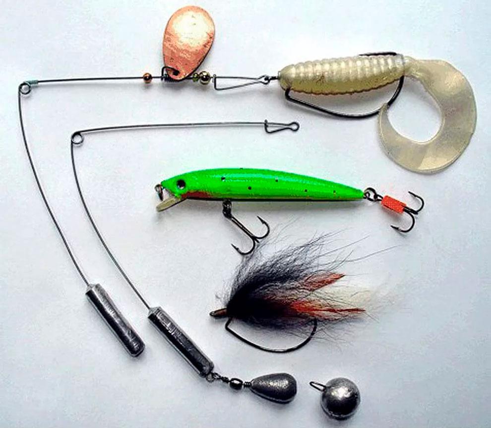 купить приманки для рыбалки на хищника
